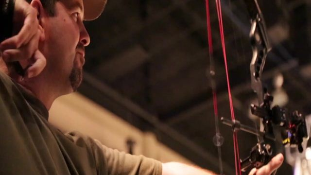 What can you do with a compound bow?