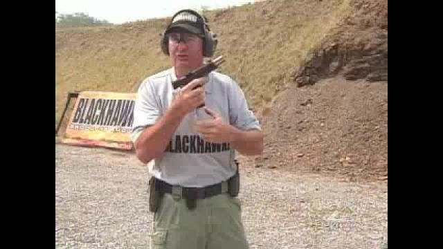 How to reload fast with Todd Jarrett - Shooting USA
