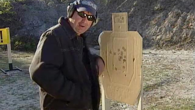 Todd Jarrett Concealed Carry Techniques - Shooting USA
