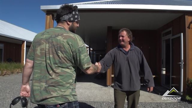 Preview the episode of Fear No Evil presented by Mossy Oak for the week