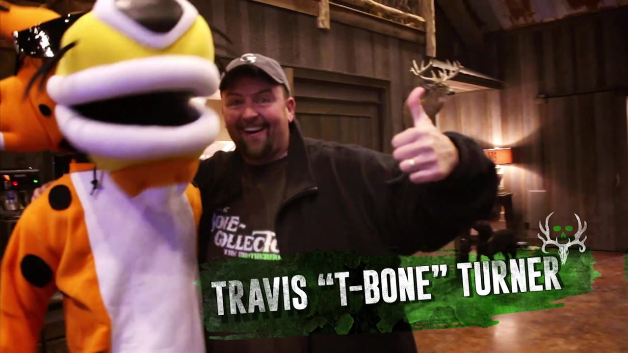 Michael Waddell's Bone Collector Thusdays at 8pm ET