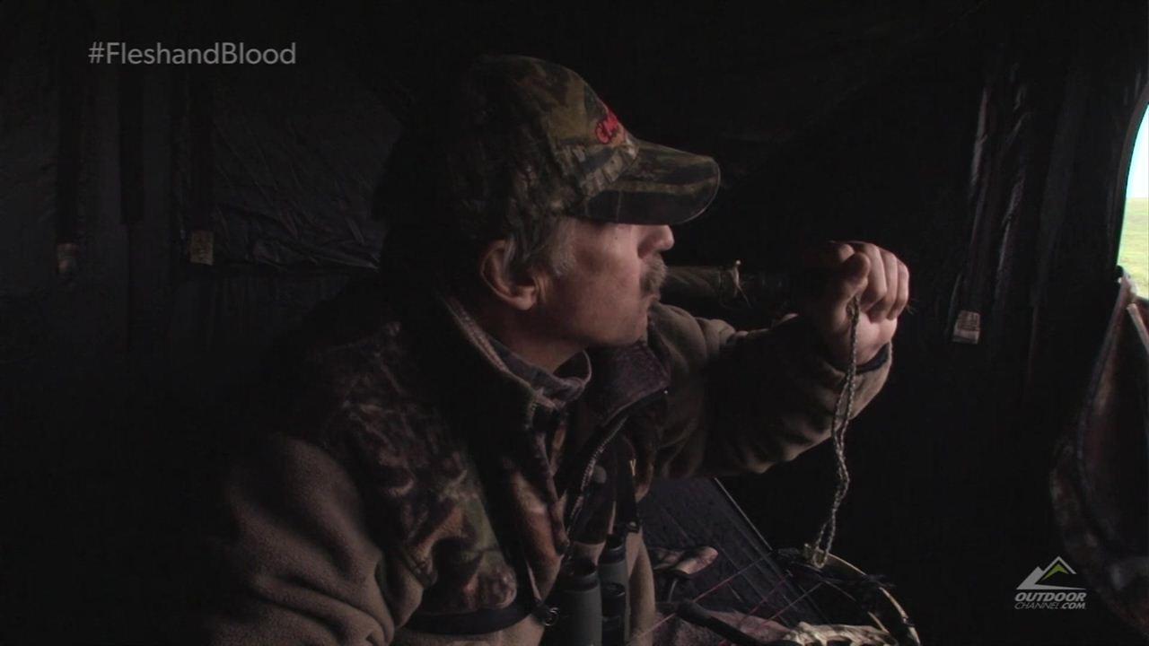 Stolen Missouri Deer- Hank Parker's Flesh & Blood